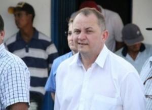 Prefeito Douglas Gomes da Rosa (PP) disse que não foi notificado pelo ministério público sobre investigações - Foto Fronteira News