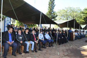 Vereadores prestigiam troca de comando da PM de Ponta pora - Foto Lile Correa